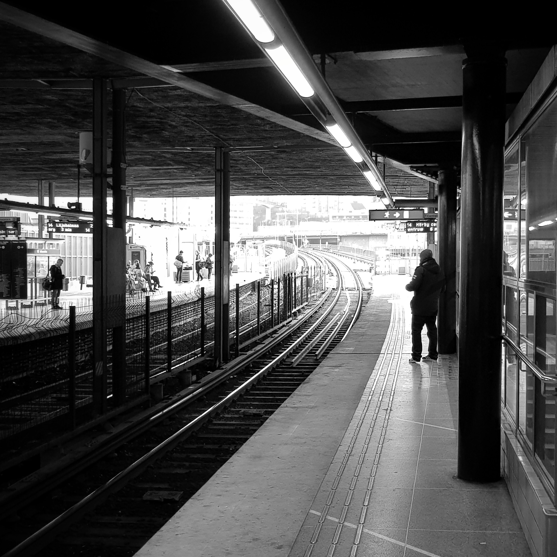 Day 1: January 1 - Station