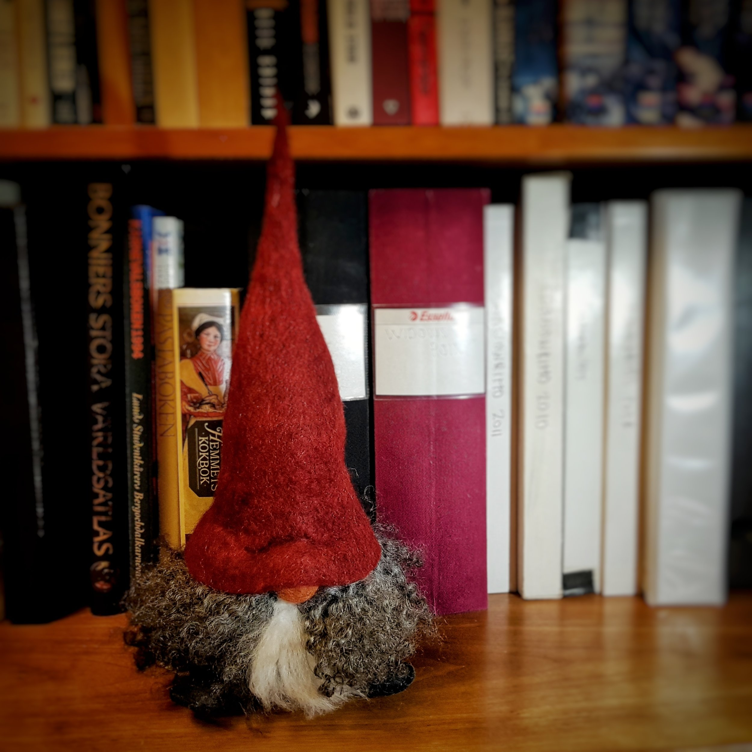 Day 20: January 20 - Gnome