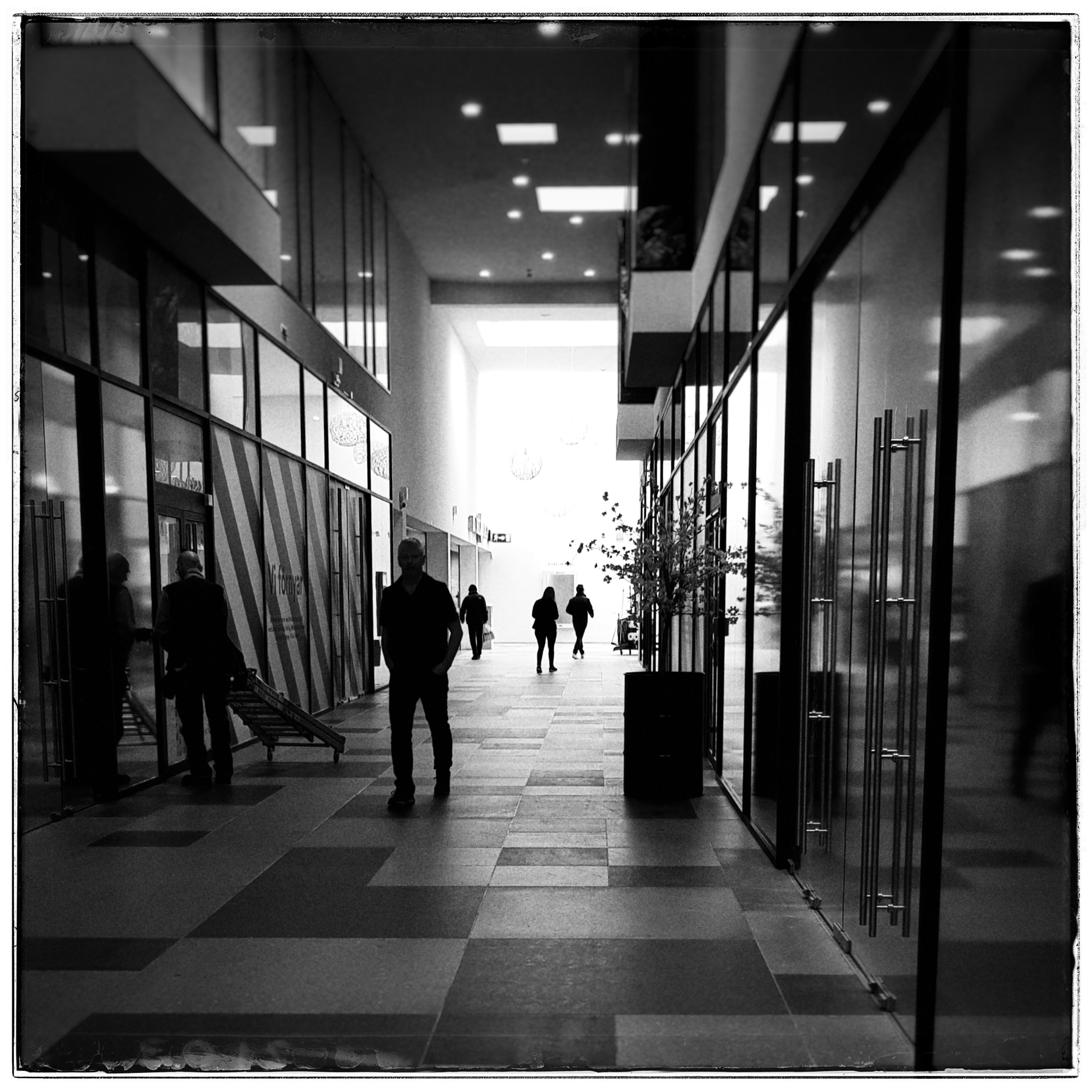 Day 111 - April 21: Shoppers