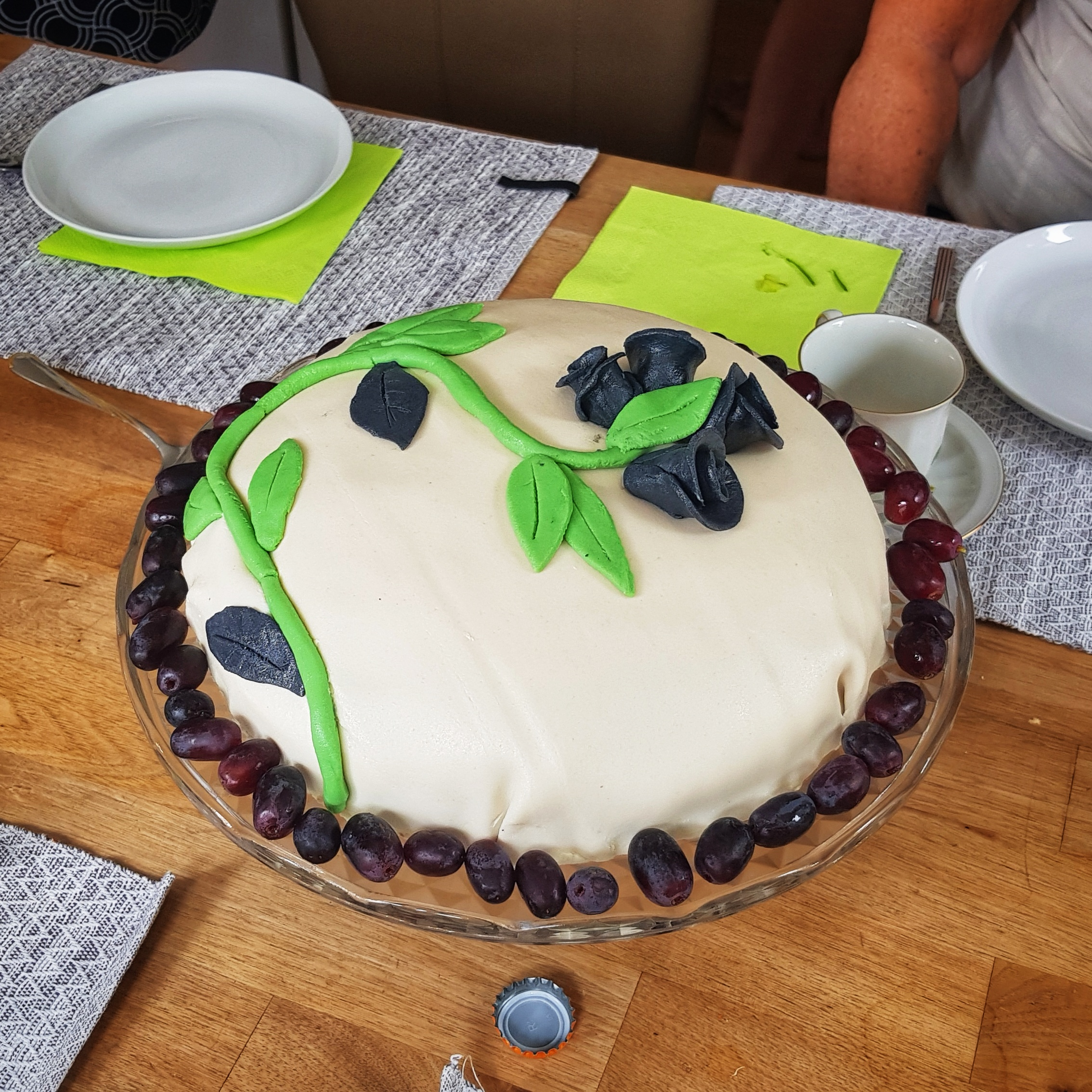 Day 148 - May 28: 16th Birthday Cake