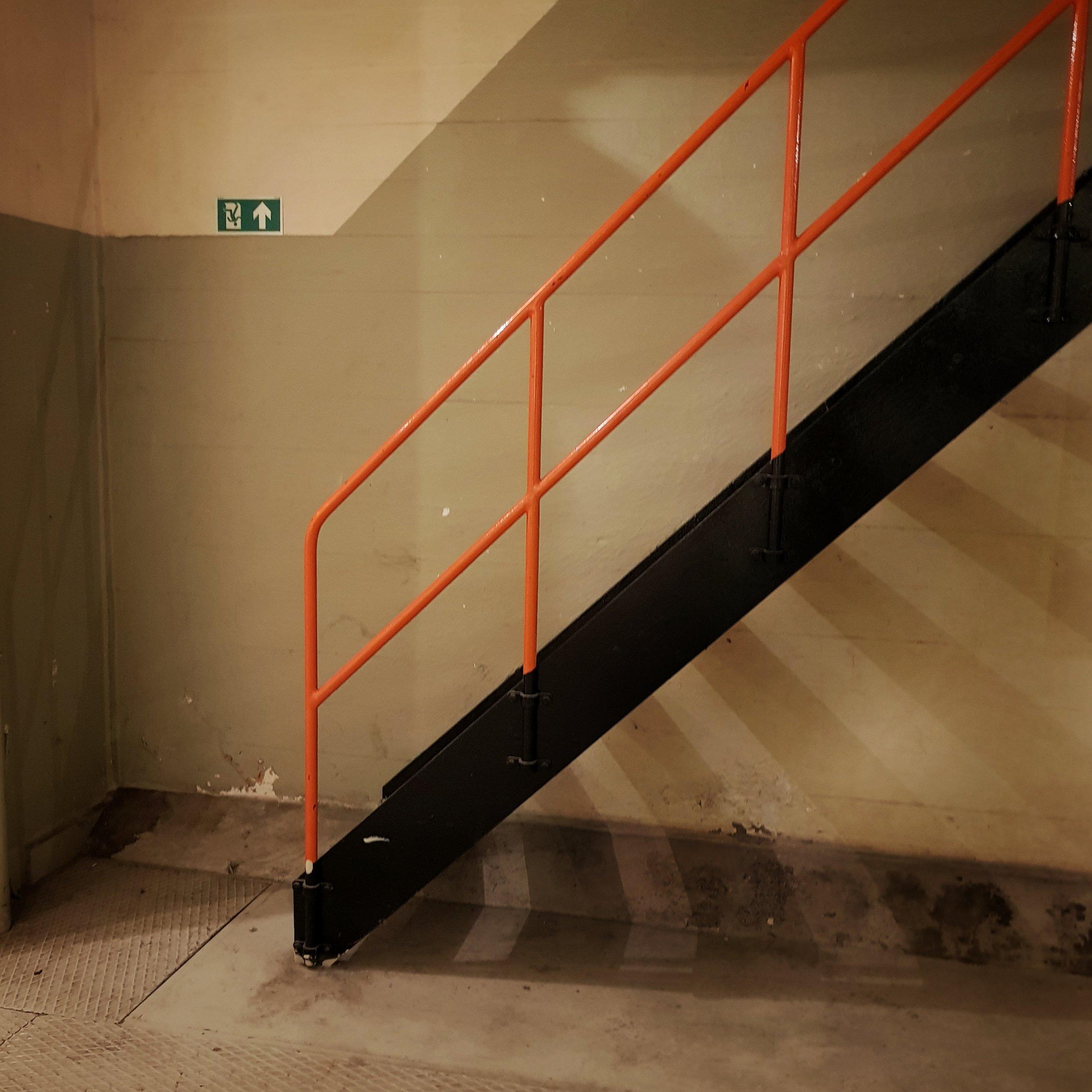 Day 178 - June 27: Stairway