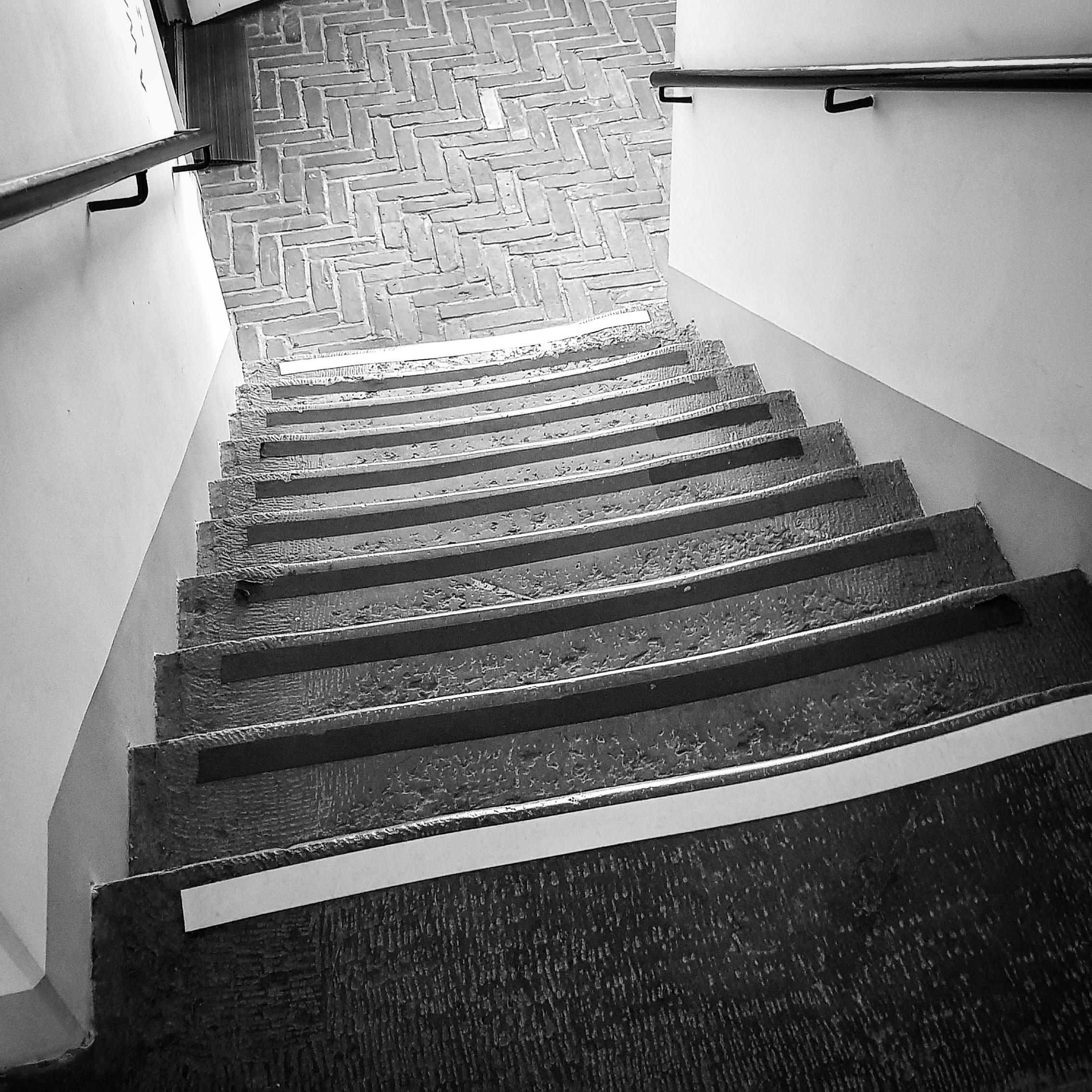 Day 185 - July 04: Worn Steps