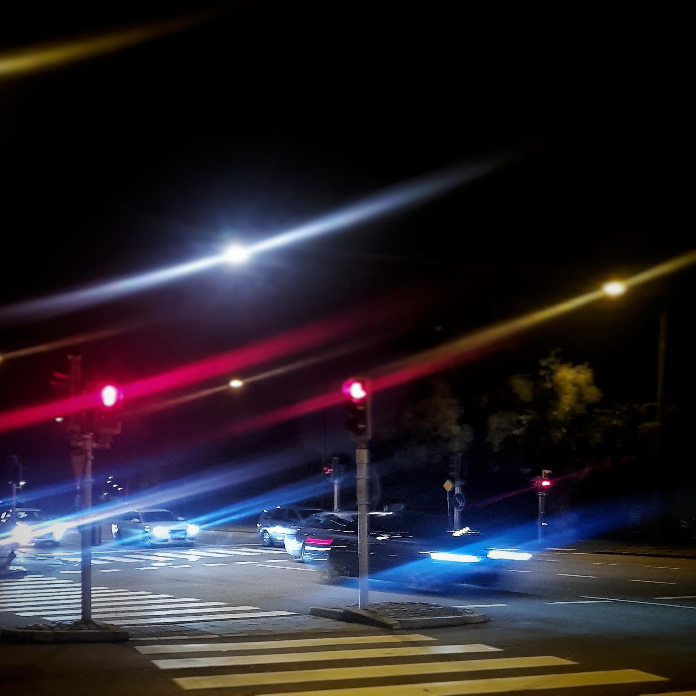 Day 306 - November 2: Night Traffic