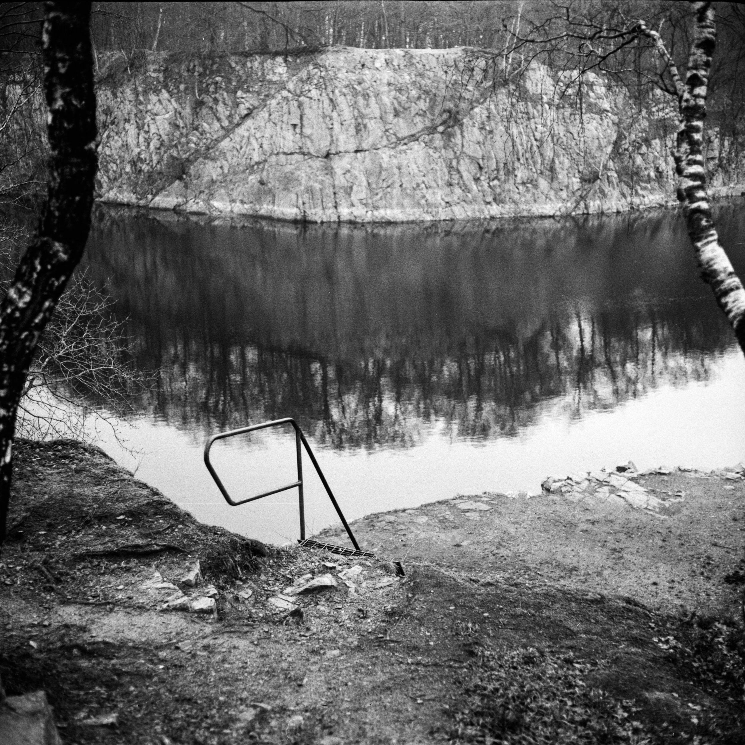 The 365 Project 2019: Day 7 - At the Old Quarry