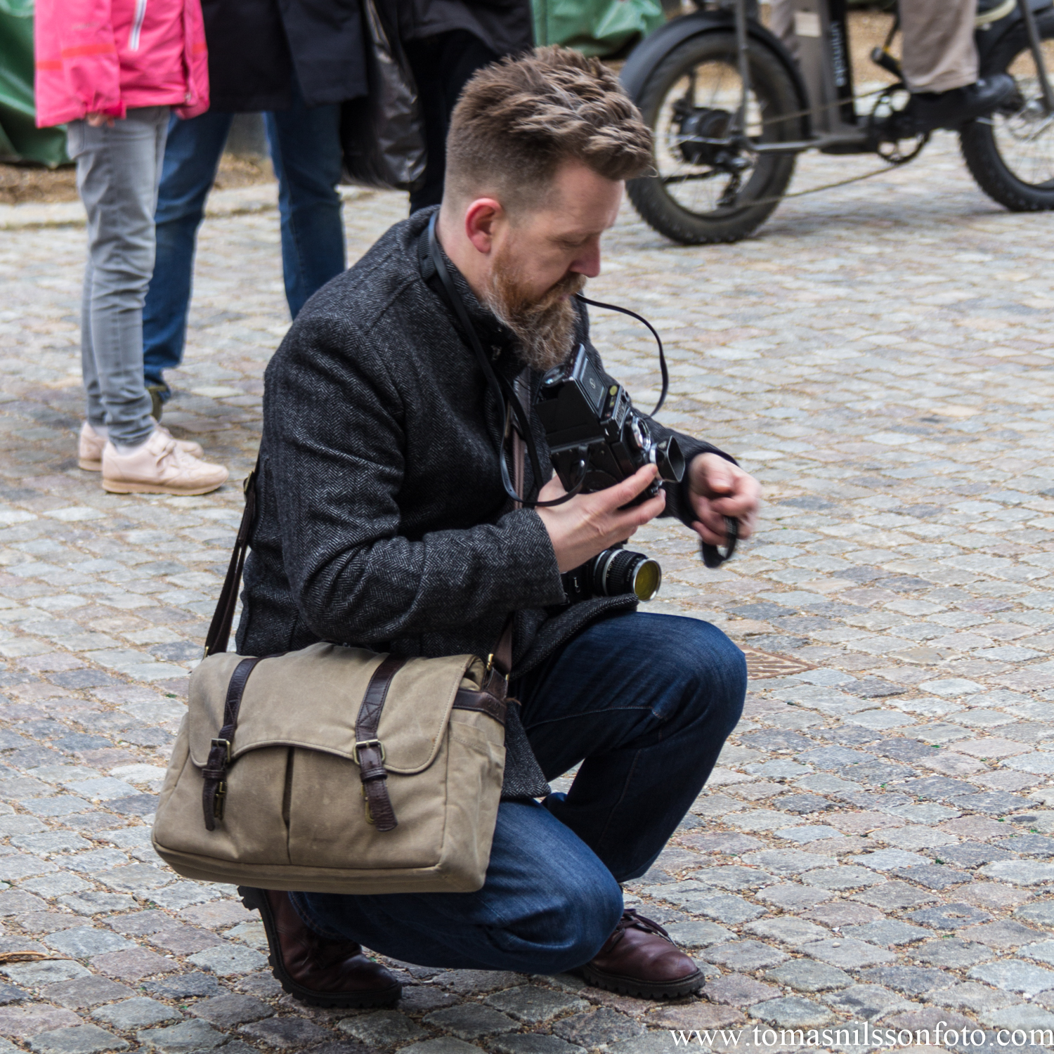 Day 86 - March 27: Getting the shot