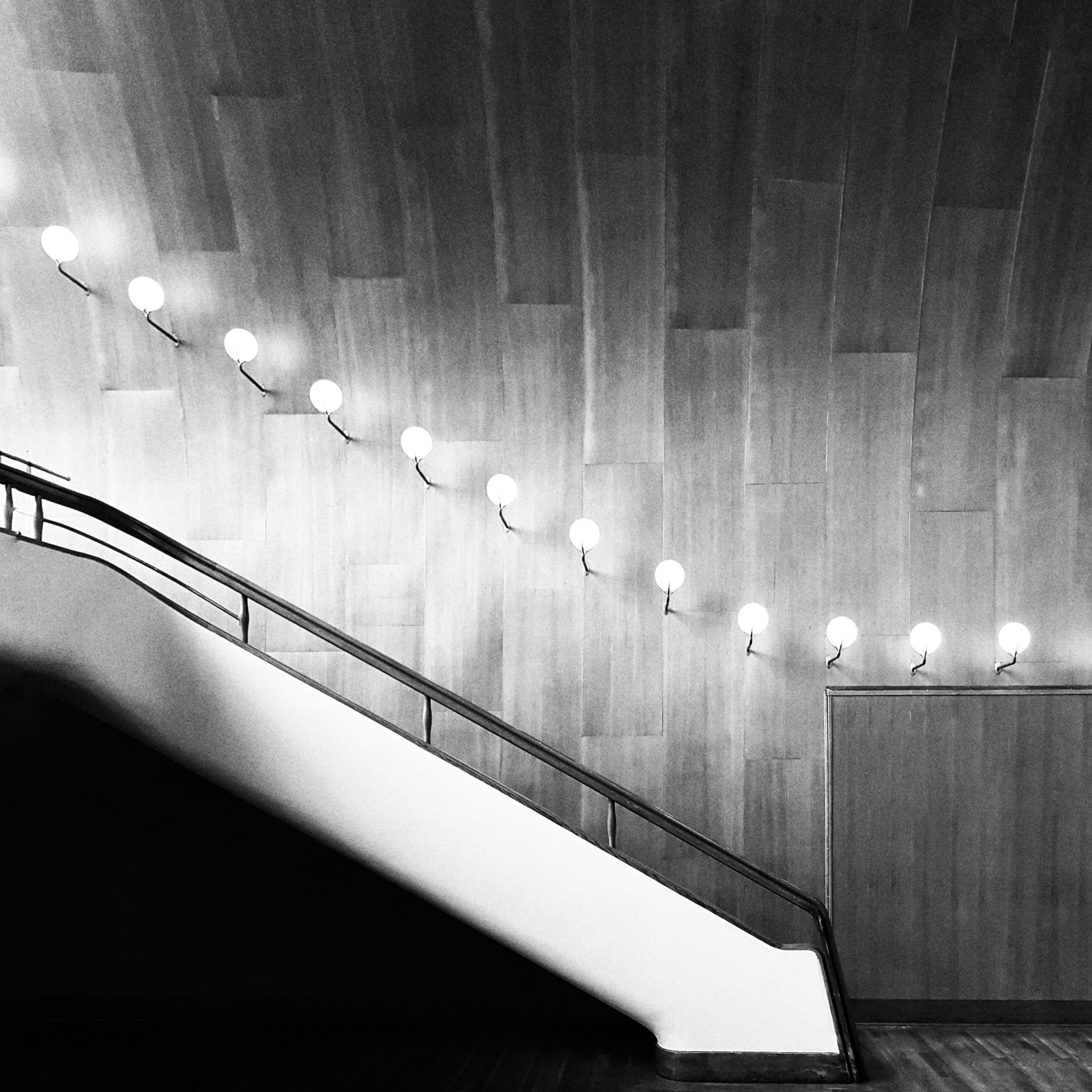 Day 90 - March 31: Stairway