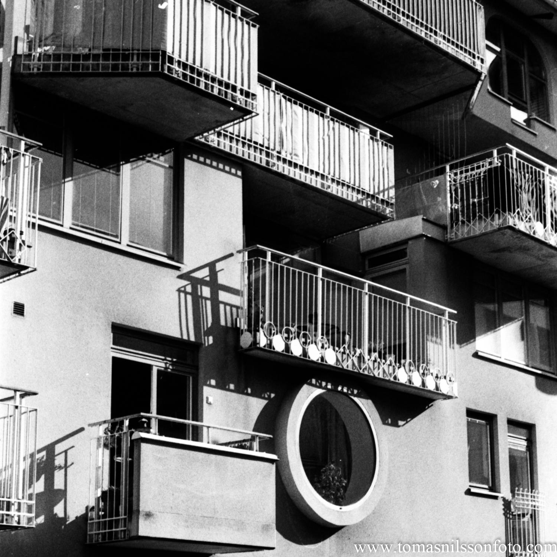 Day 107 - April 17: Balconies