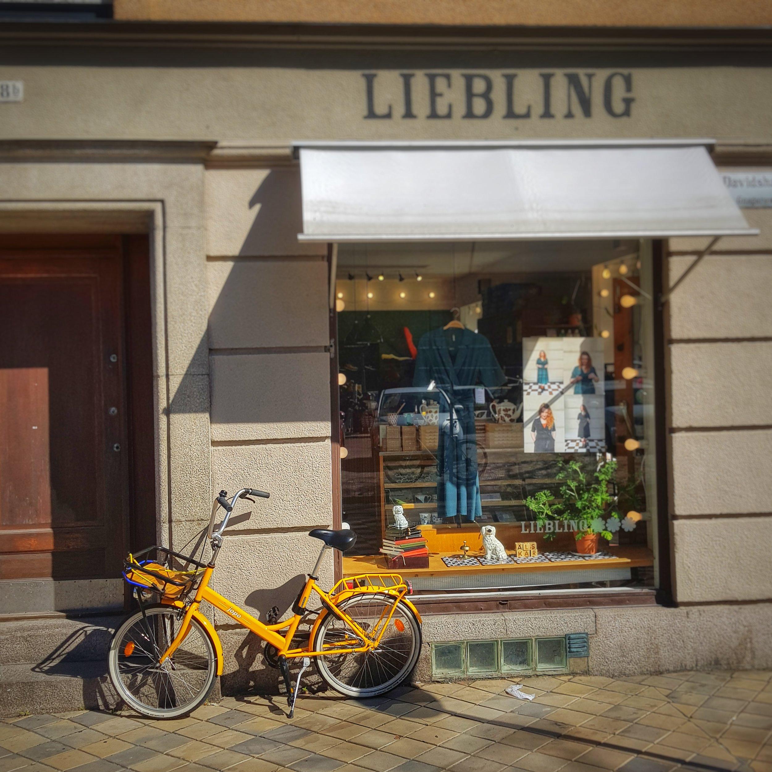 Day 108 - April 18: Yellow Bike