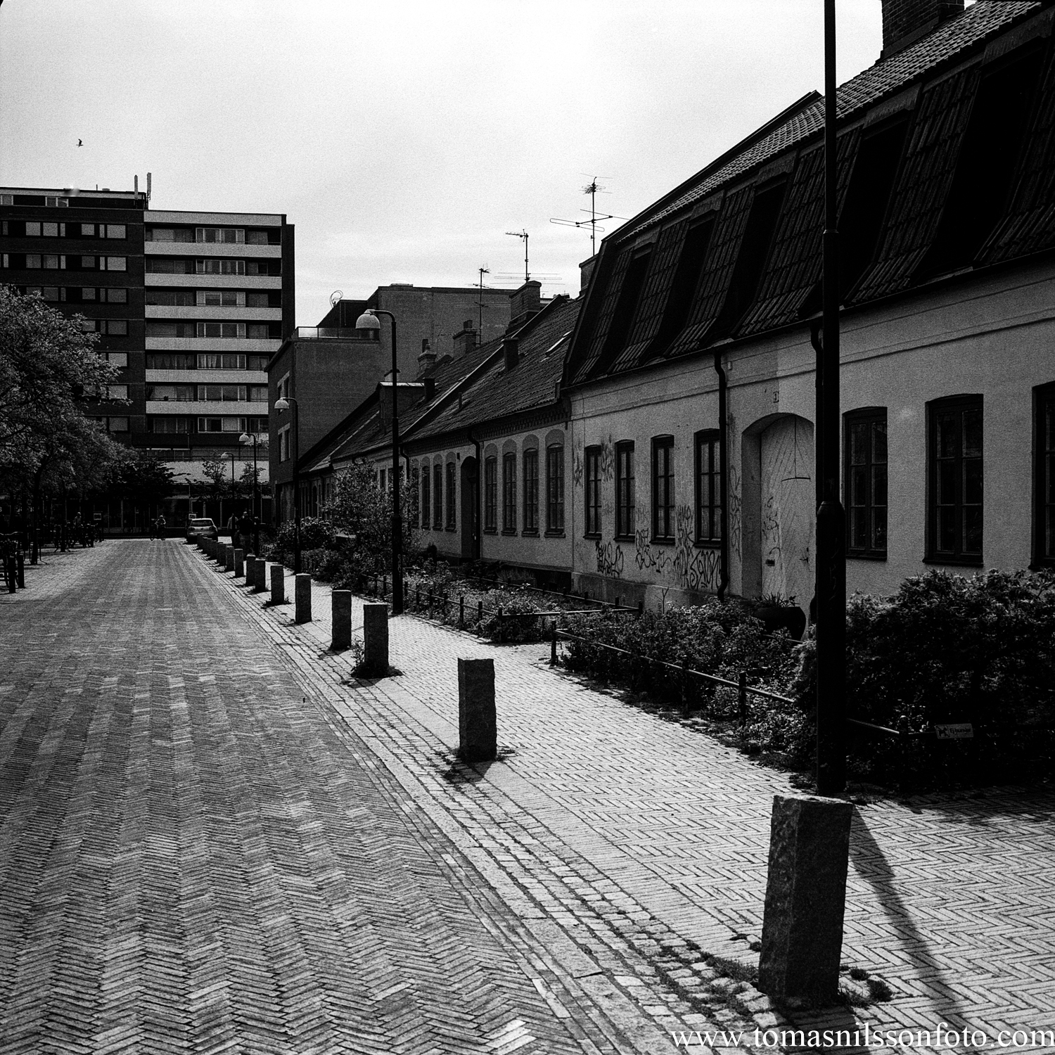 Day 138 - May 138: Remnants of old Malmö