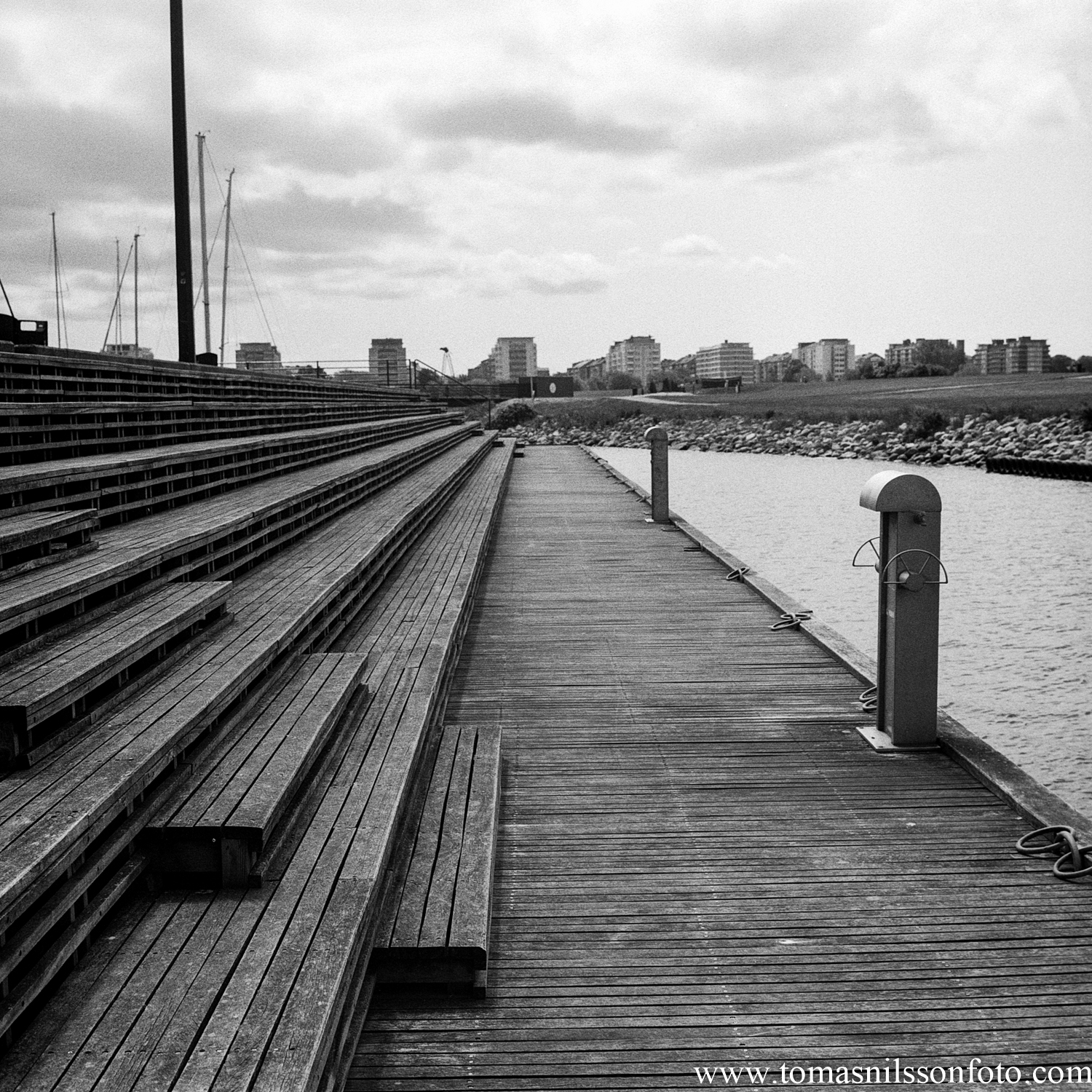 Day 156 - June 05: Stairs by the water