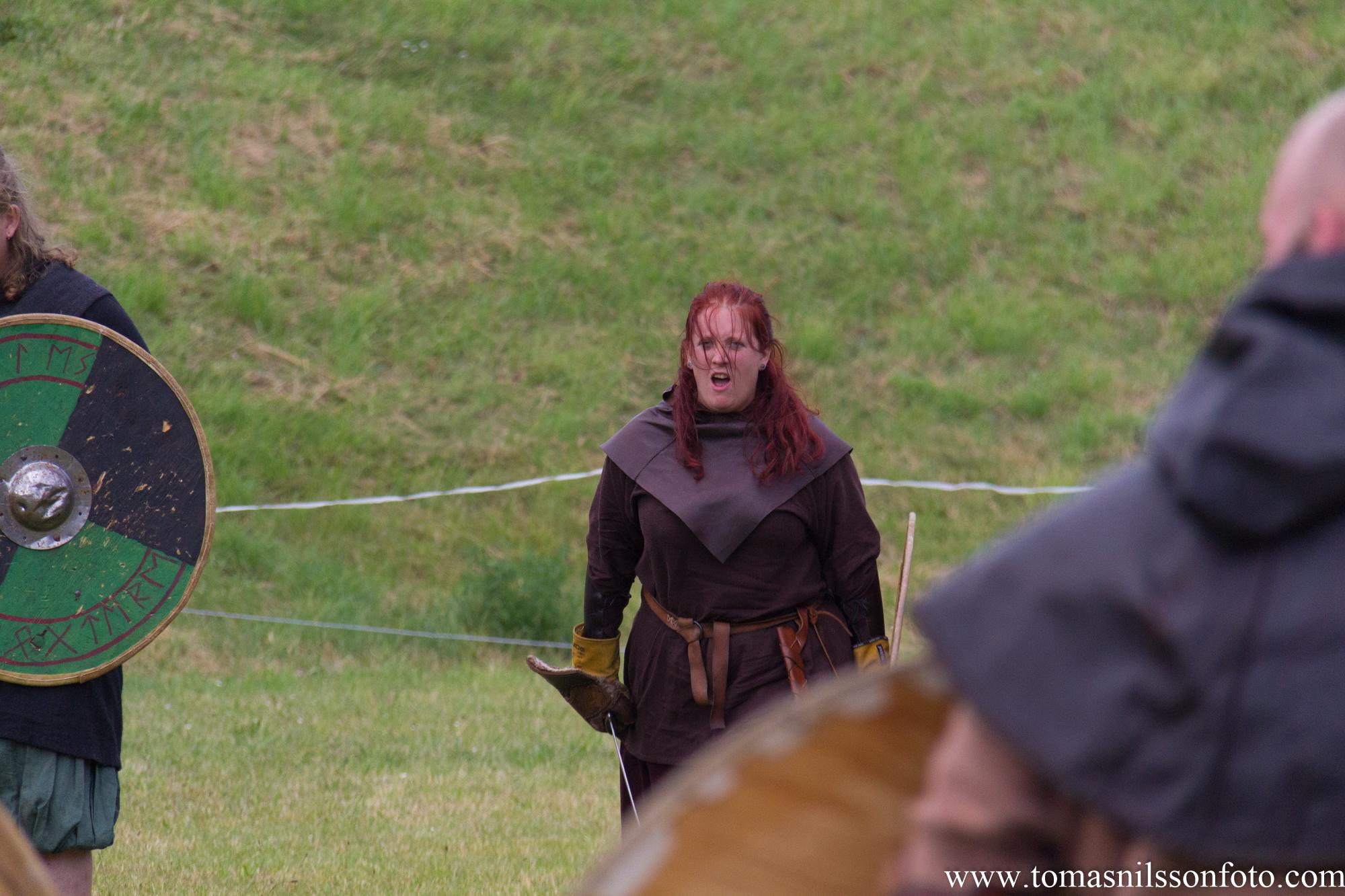 The Vikings weren't just big burly men…
