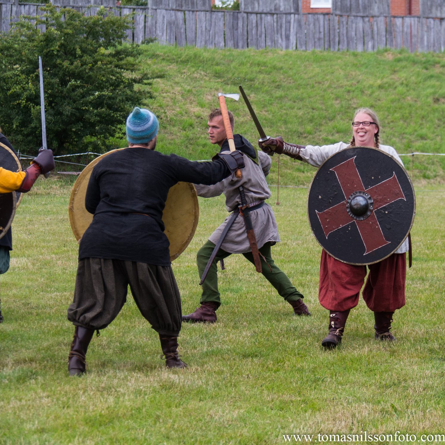 Day 189 - July 8: Being a Viking is serious business!