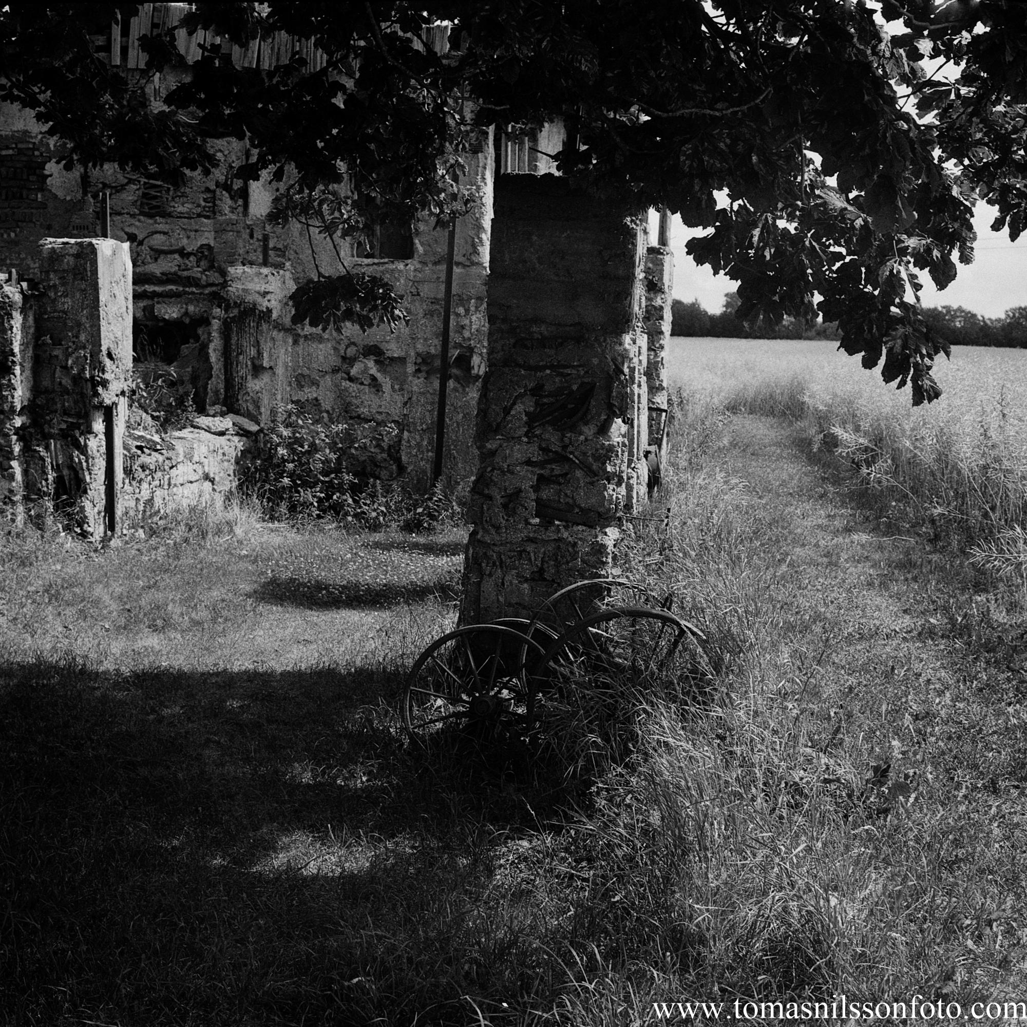 Day 202 - July 21: Abandoned