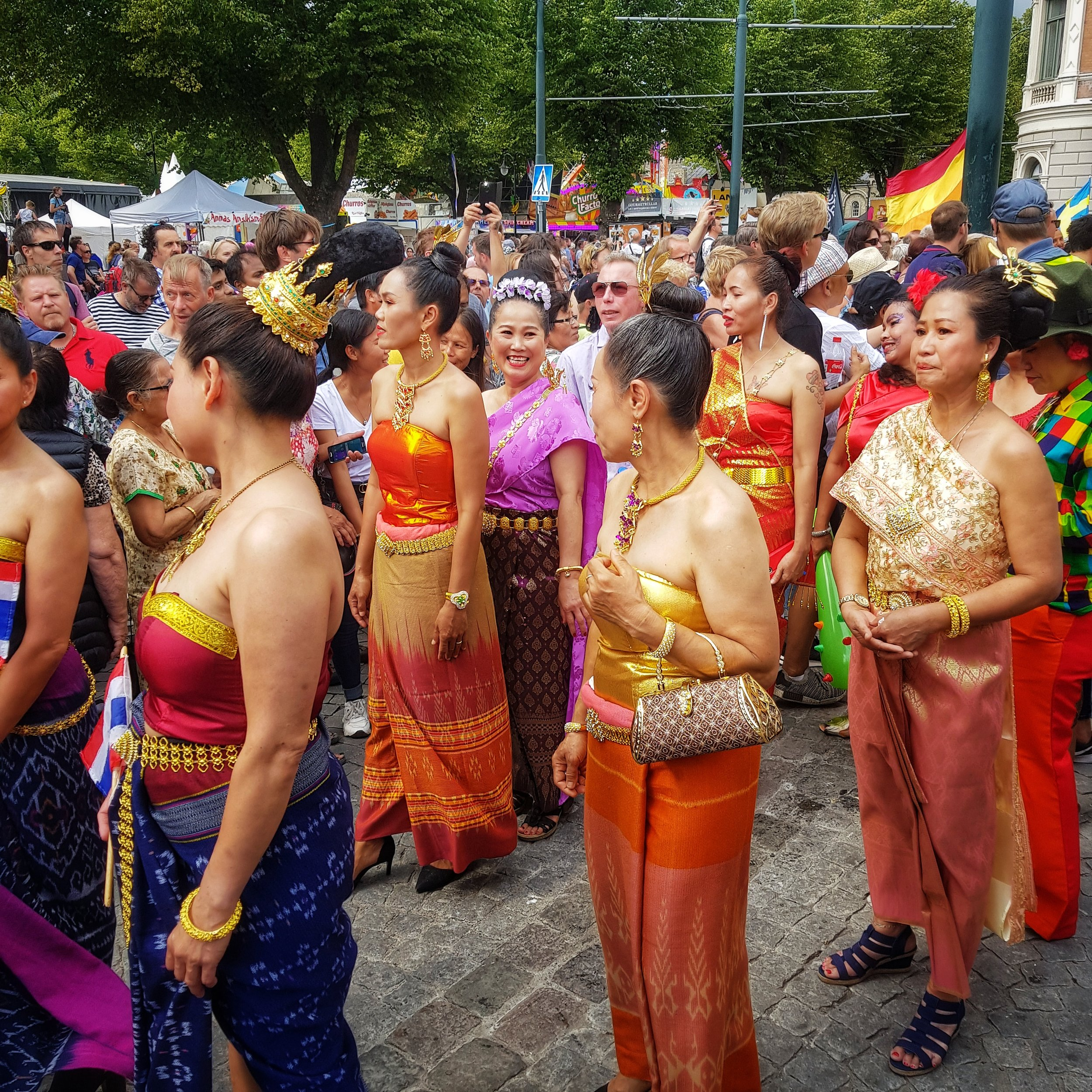 Day 208 - July 27: Carnival Parade