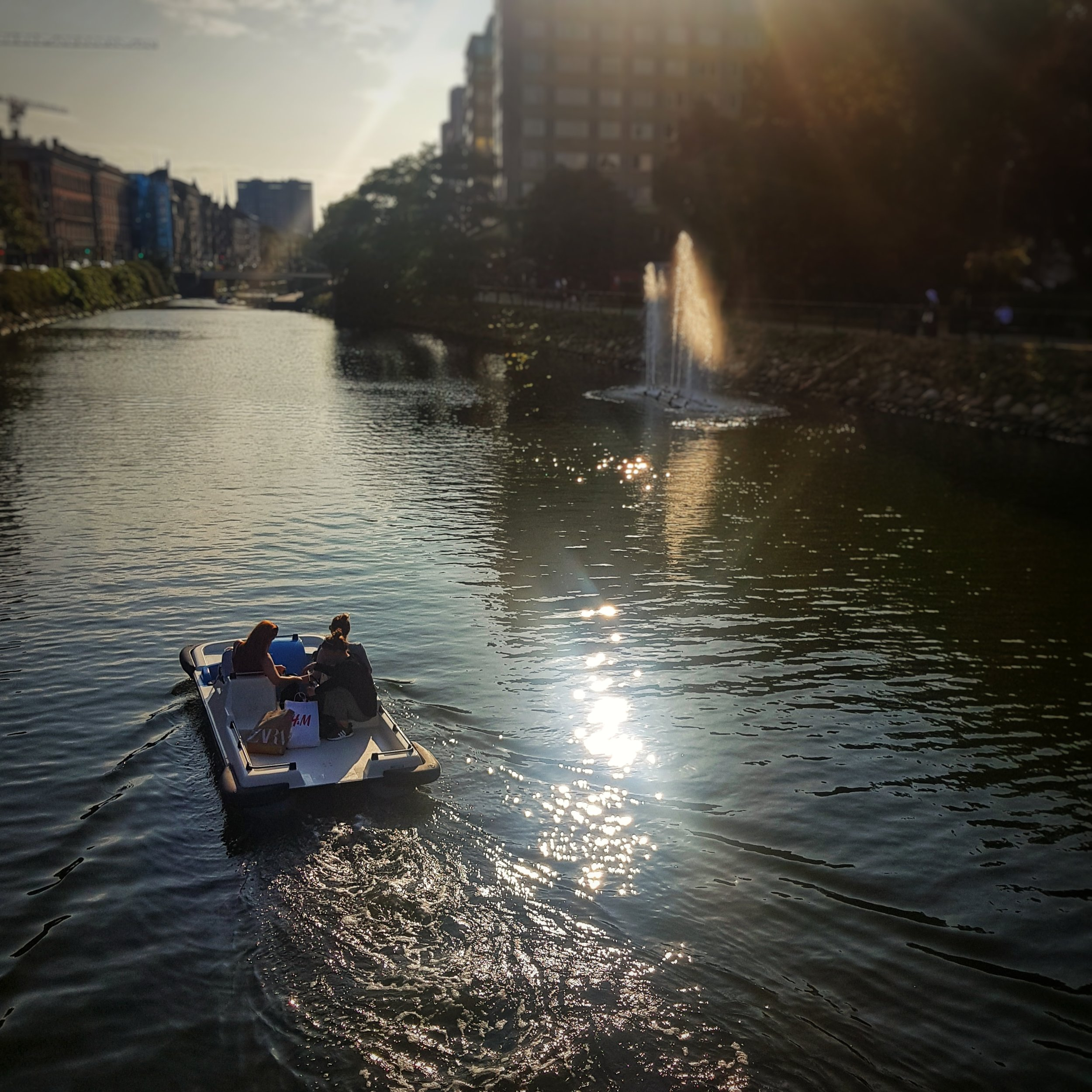 Day 219 - August 7: Canal Ride