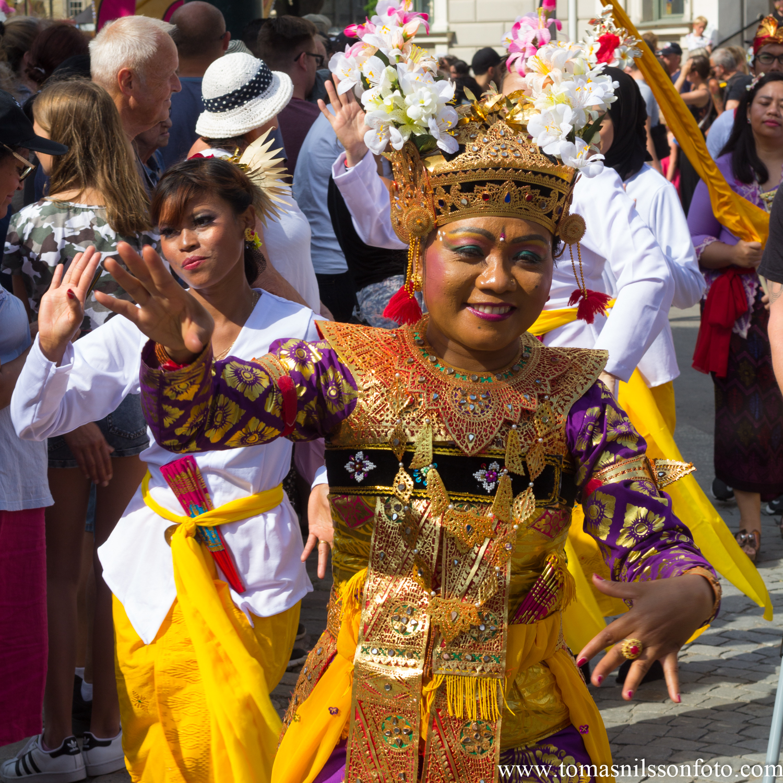 Day 224 - August 12: Carnival Dancer
