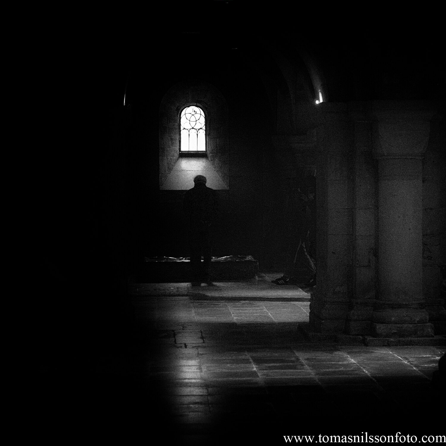 Day 304 - October 31: A Ghost in the Crypt