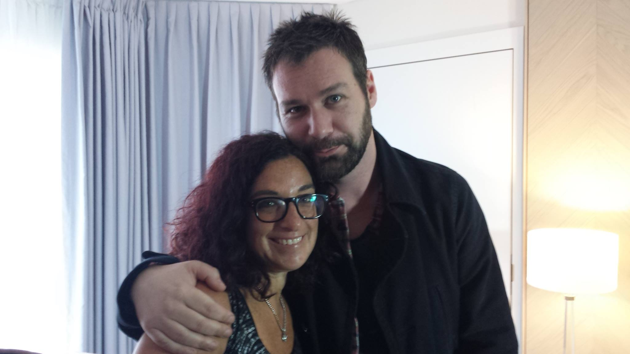 Funny AND sweet Jon Dore