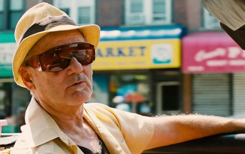 Bill Murray in, St. Vincent