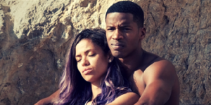 Gugu Mbatha Raw and Nate Parker in, Beyond the Lights