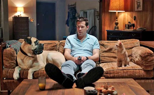 Ryan Reynolds in, The Voices