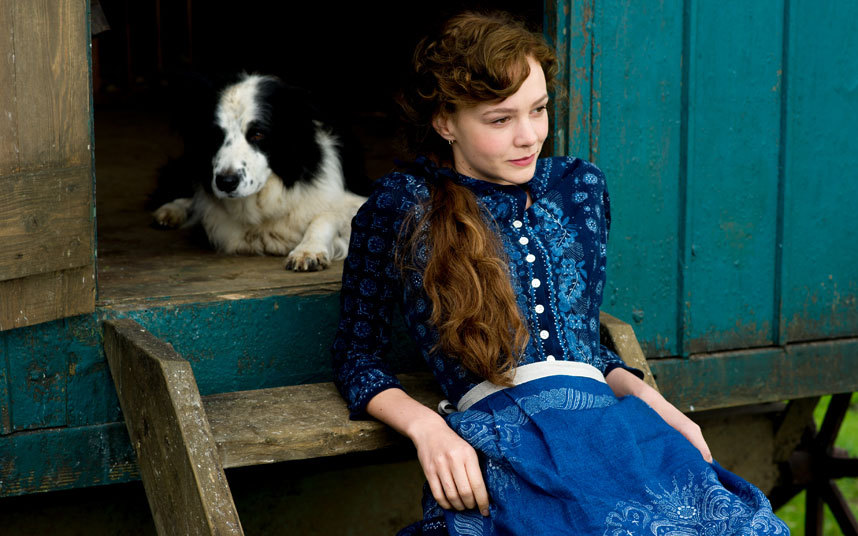 Carey Mulligan in, Far From the Madding Crowd
