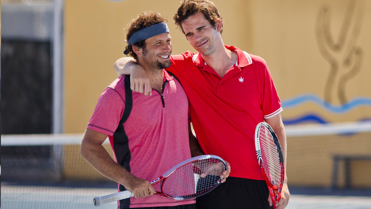 Jeremy Sisto and David Walton in, Breakpoint