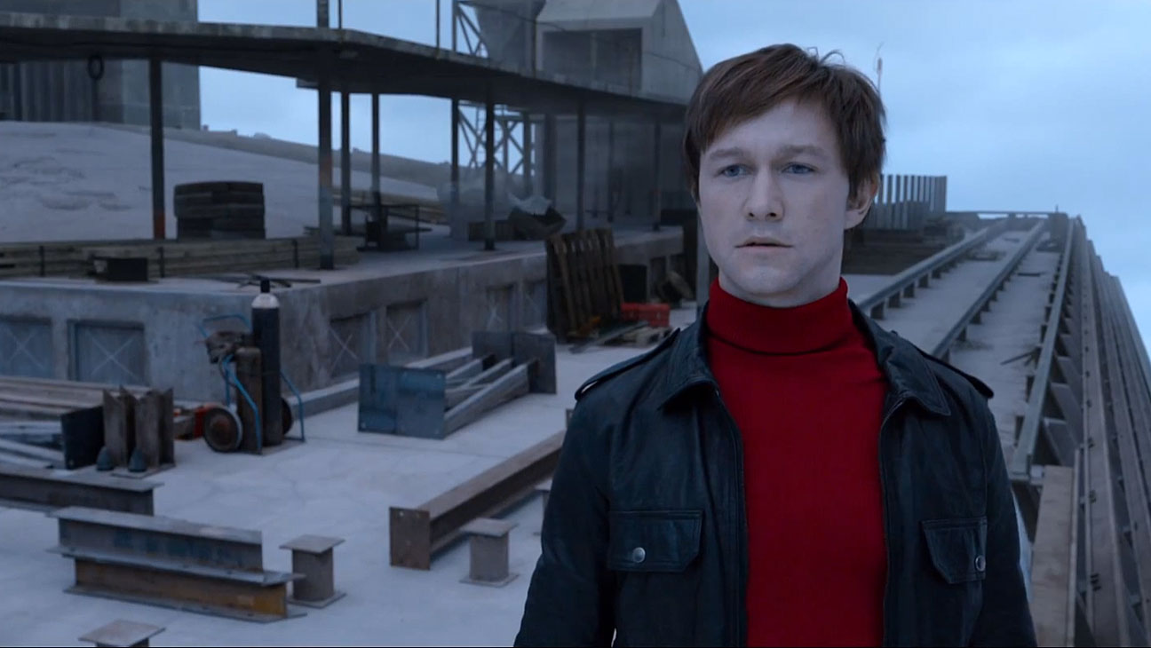 Joseph Gordon-Levitt in, The Walk