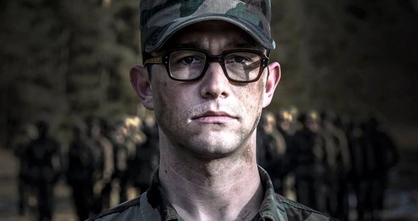 Jospeh Gordon-Levitt in, Snowden