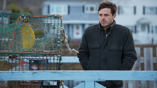 Casey Affleck in, Manchester By The Sea