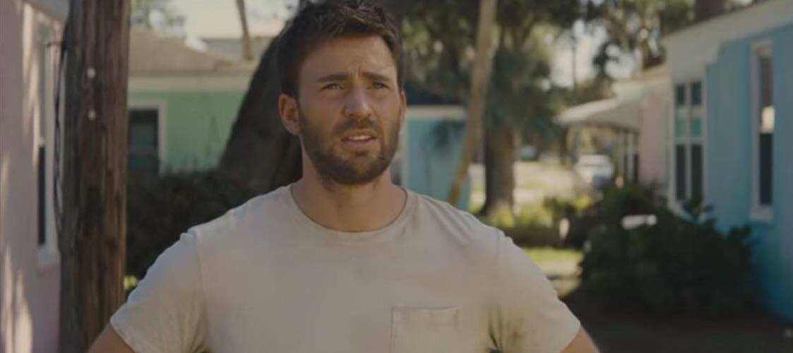 Chris Evans in, Gifted