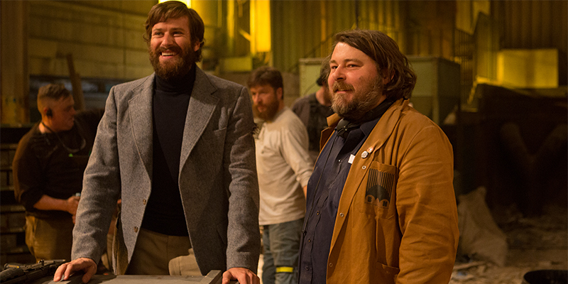 Armie Hammer and Director Ben Wheatley
