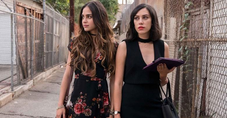 Vida stars Melissa Barrera and Mishel Prada