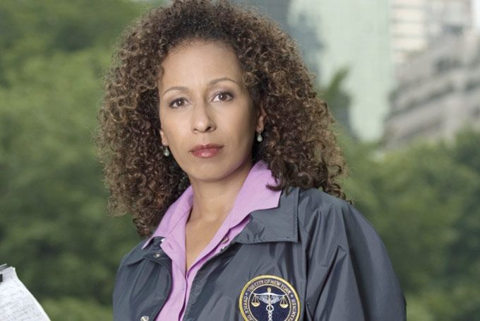 "TAMARA TUNIE played Dr. Melinda Warner on ""Law & Order: SVU"""