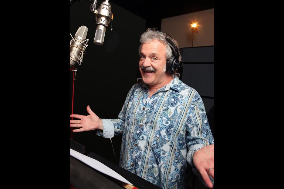 Voice artist extraordinaire, Jim Cummings