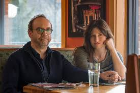 Paul Giamatti and Kathryn Hahn in, Private Life