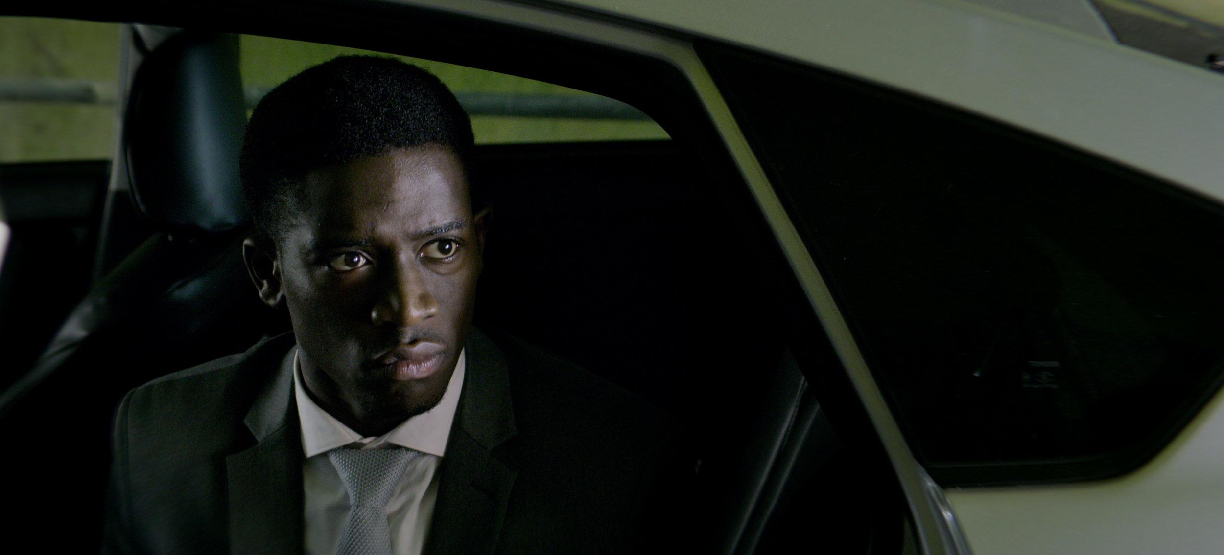 Famson Idris in Black Mirror Season 5 - Smithereens on NETFLIX