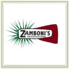 Zamboni Pizza