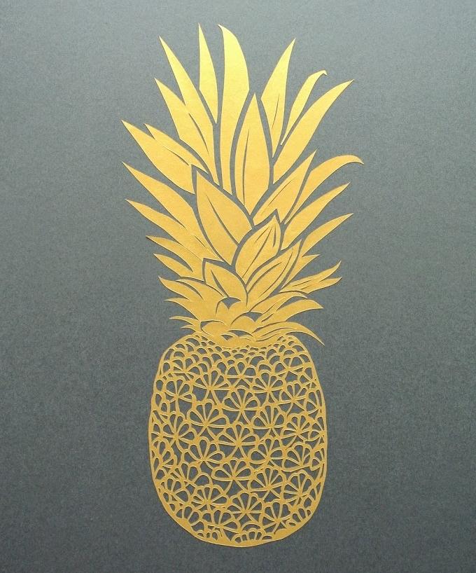 Gold_Pineapple_byGillGutherie