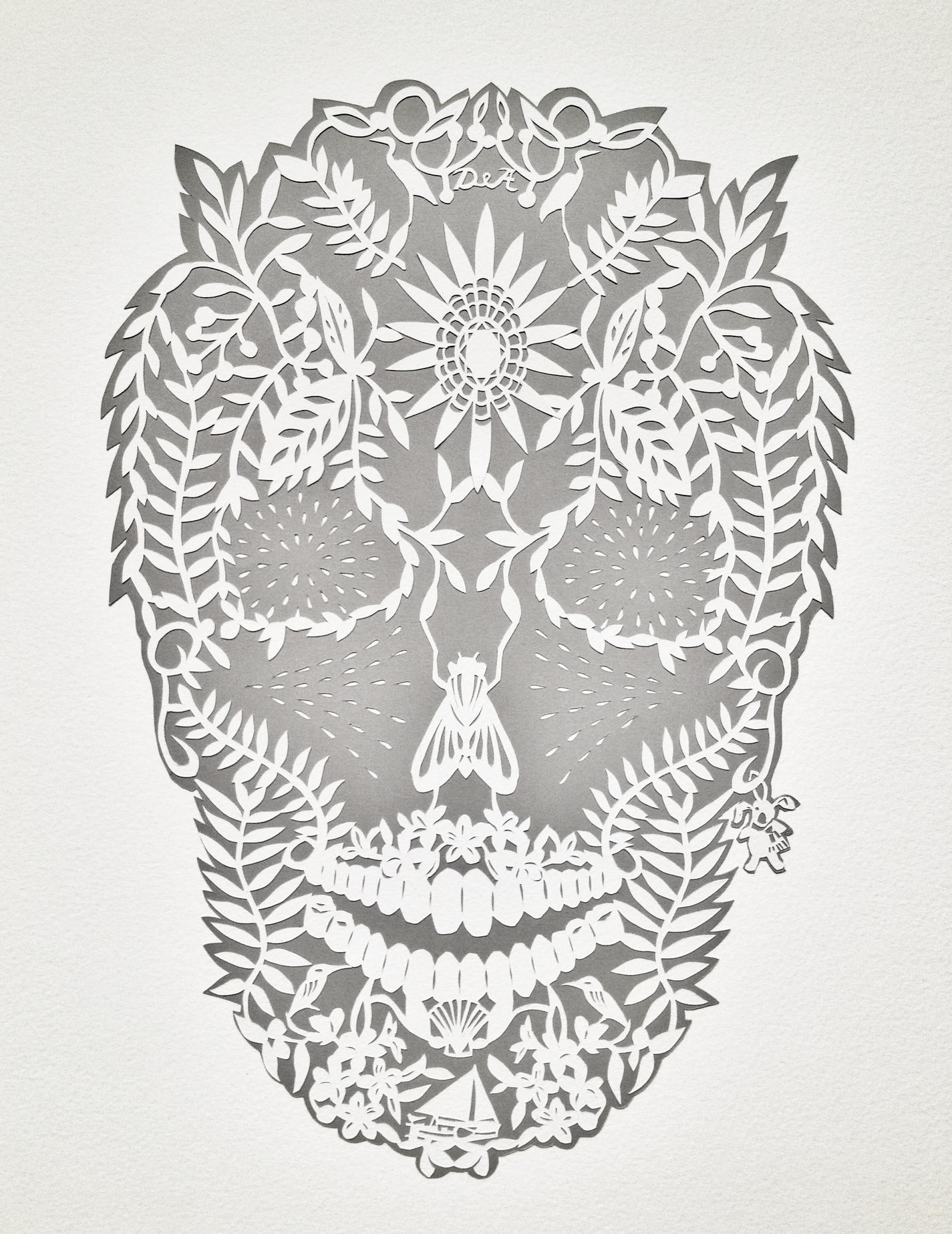 Skull_Commission_byGillGutherie