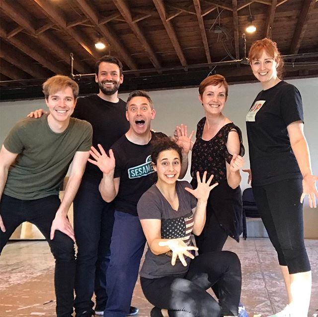 We had a great weekend at @tarragontheatreto! Thanks to all our participants at the Michael Chekhov Meets Shakespeare 2 workshop. It was a joy to work with you. . . . #MichaelChekhovTechnique #Hamlet #WeekendWorkshop #ActingIntensive #Ensemble #Joy #Shakespeare