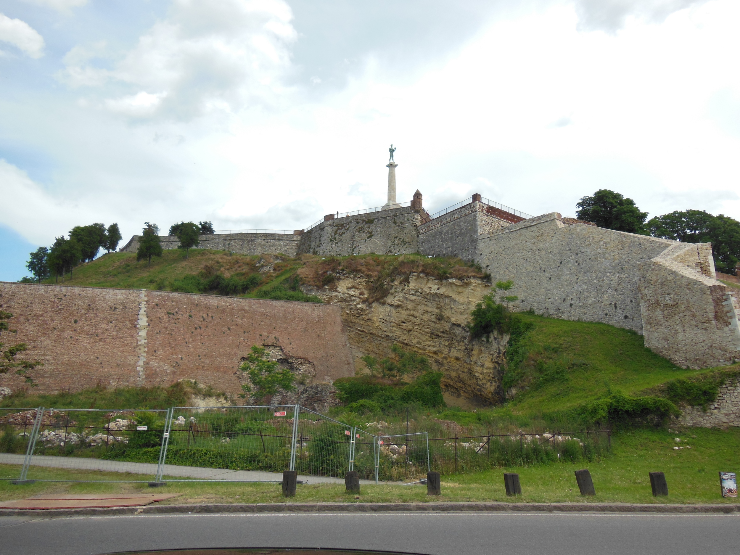FORTRESS FROM THE ROAD.JPG
