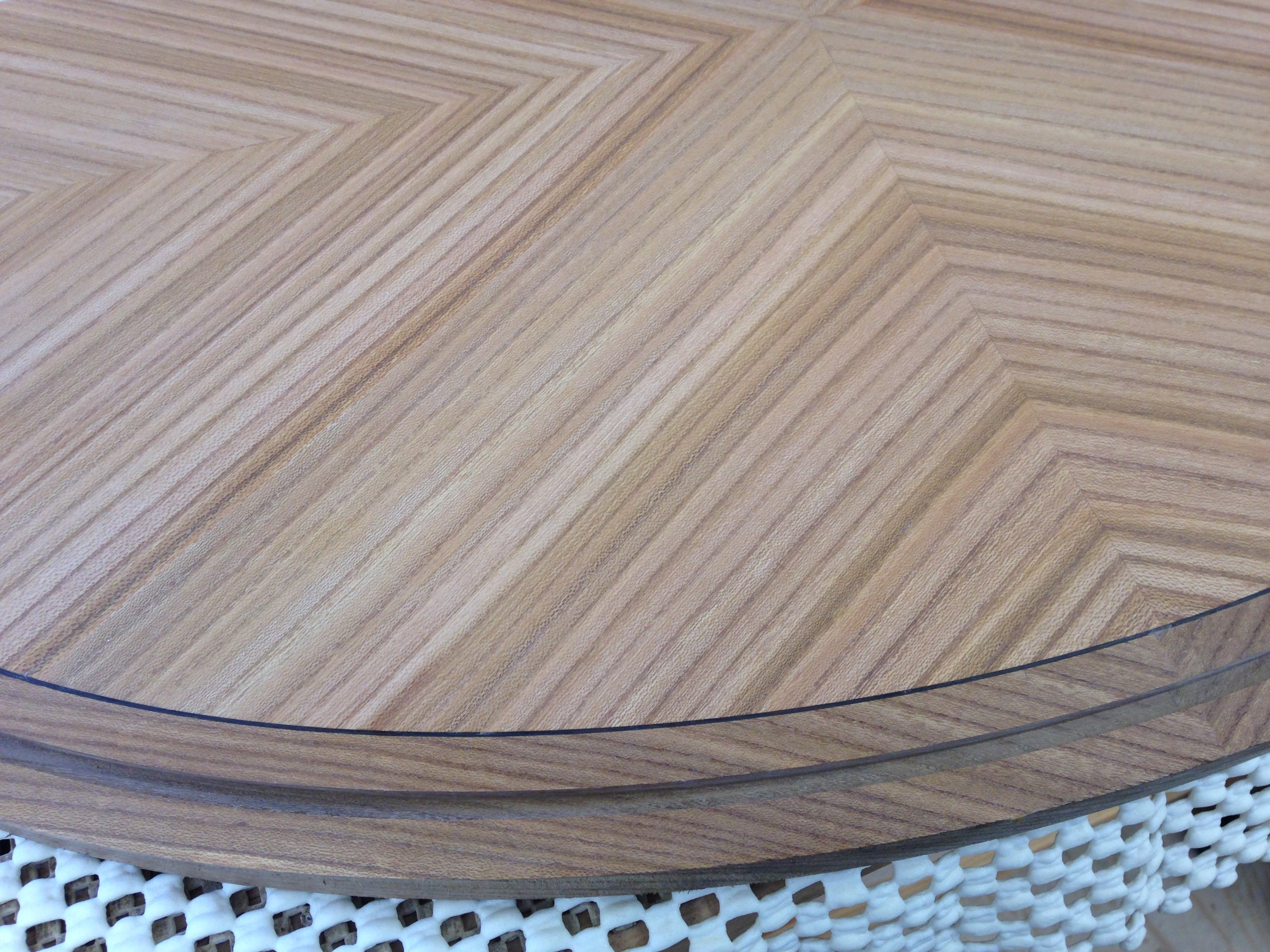 geometric marquetry in Elm