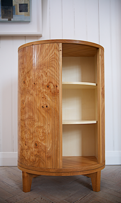 Petrel bespoke bookcase