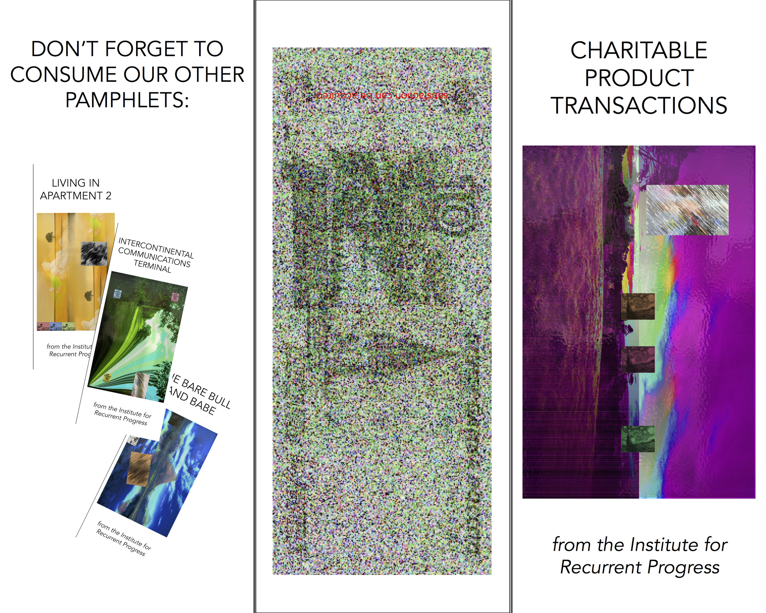 Charitable Product Transactions (exterior)