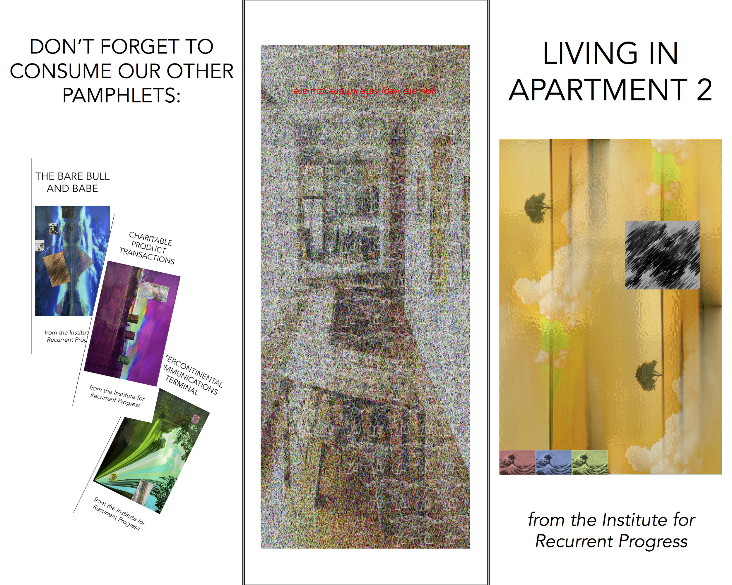 Living in Apartment 2 (exterior)