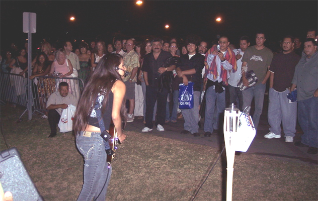 A few years later on one of my favorite nights street performing. I'll tell you the story of it another time :)