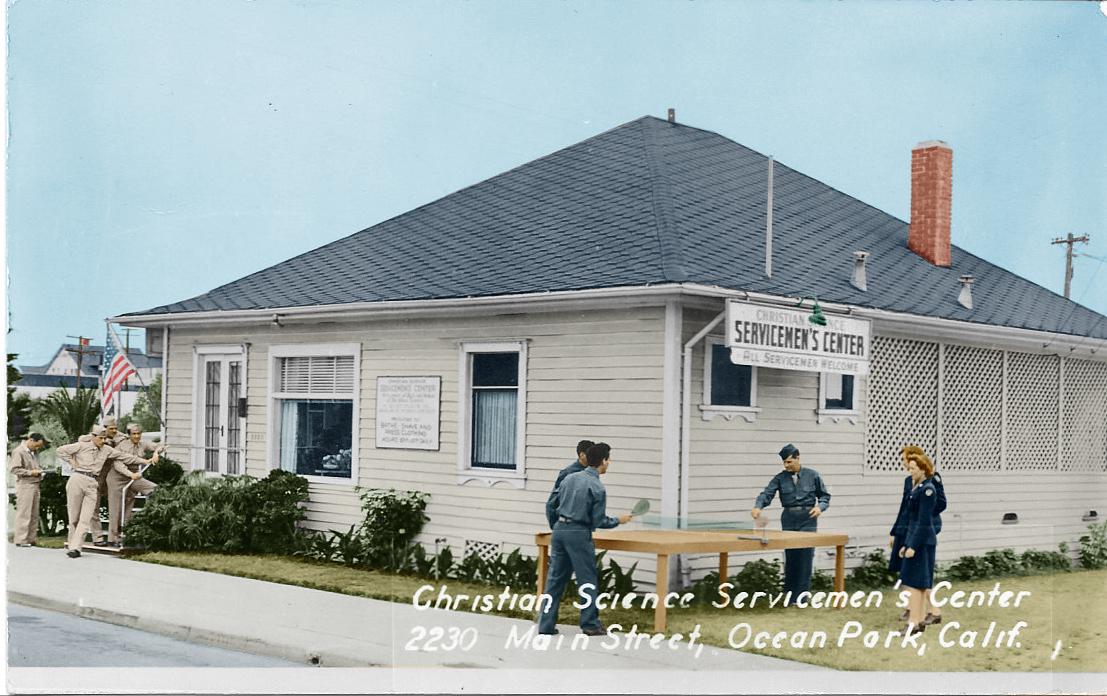 2230 Main Street, Ocean Park, CA. (1940's)