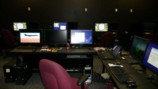 Simulation Development Lab, Randolph AFB, 2007