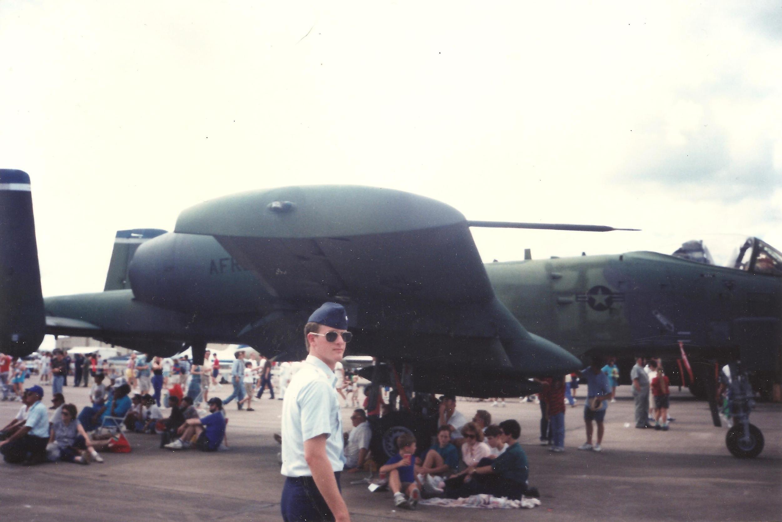 Civil Air Patrol, Sugarland Squadron, 1992